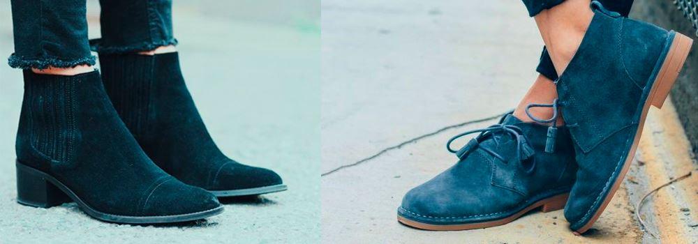 Як пофарбувати взуття з нубуку та замші в інший колір Babyfoot