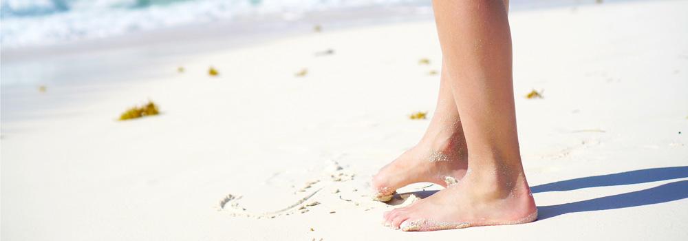 Літо - ідеальний час для ходьби босоніж! Babyfoot