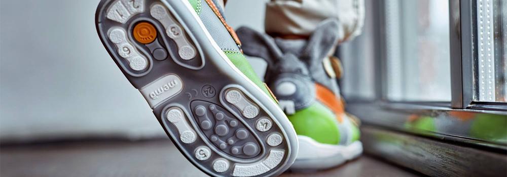 Система дитячого взуття Мемо - діагностує і лікує дефекти стопи Babyfoot