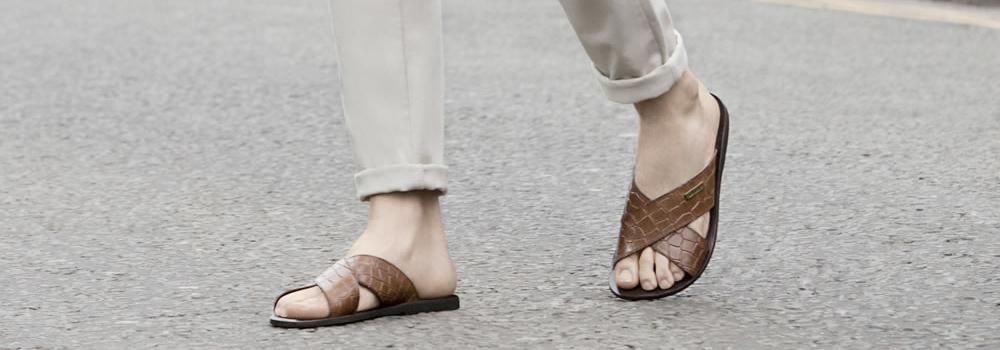 Топ-засоби по догляду за літнім взуттям бренду Kaps Babyfoot