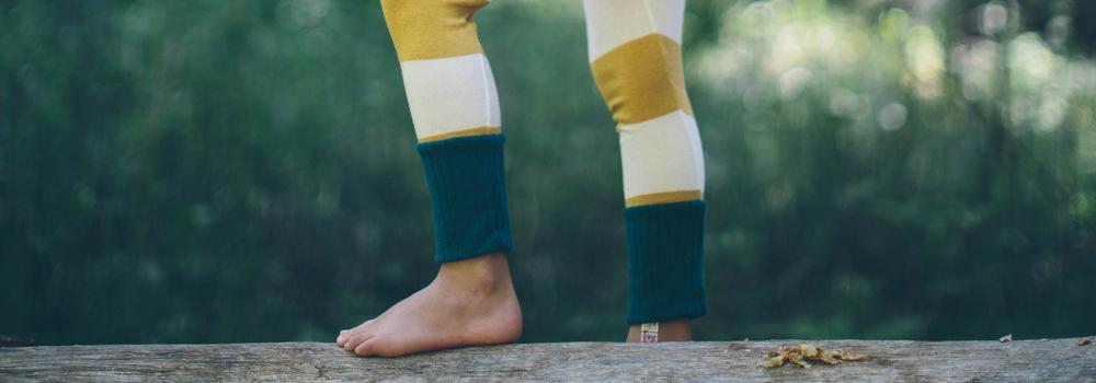 Що робити, якщо у дитини пітніють ніжки Babyfoot