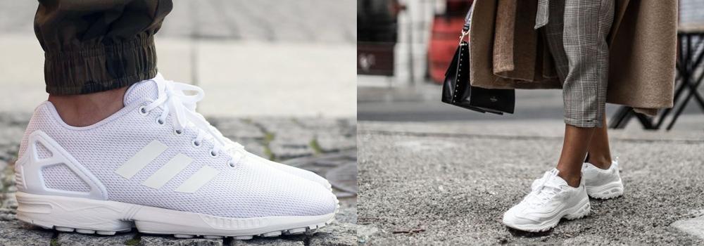 5 рекомендацій, які допоможуть зберегти білі кросівки в чистоті Babyfoot