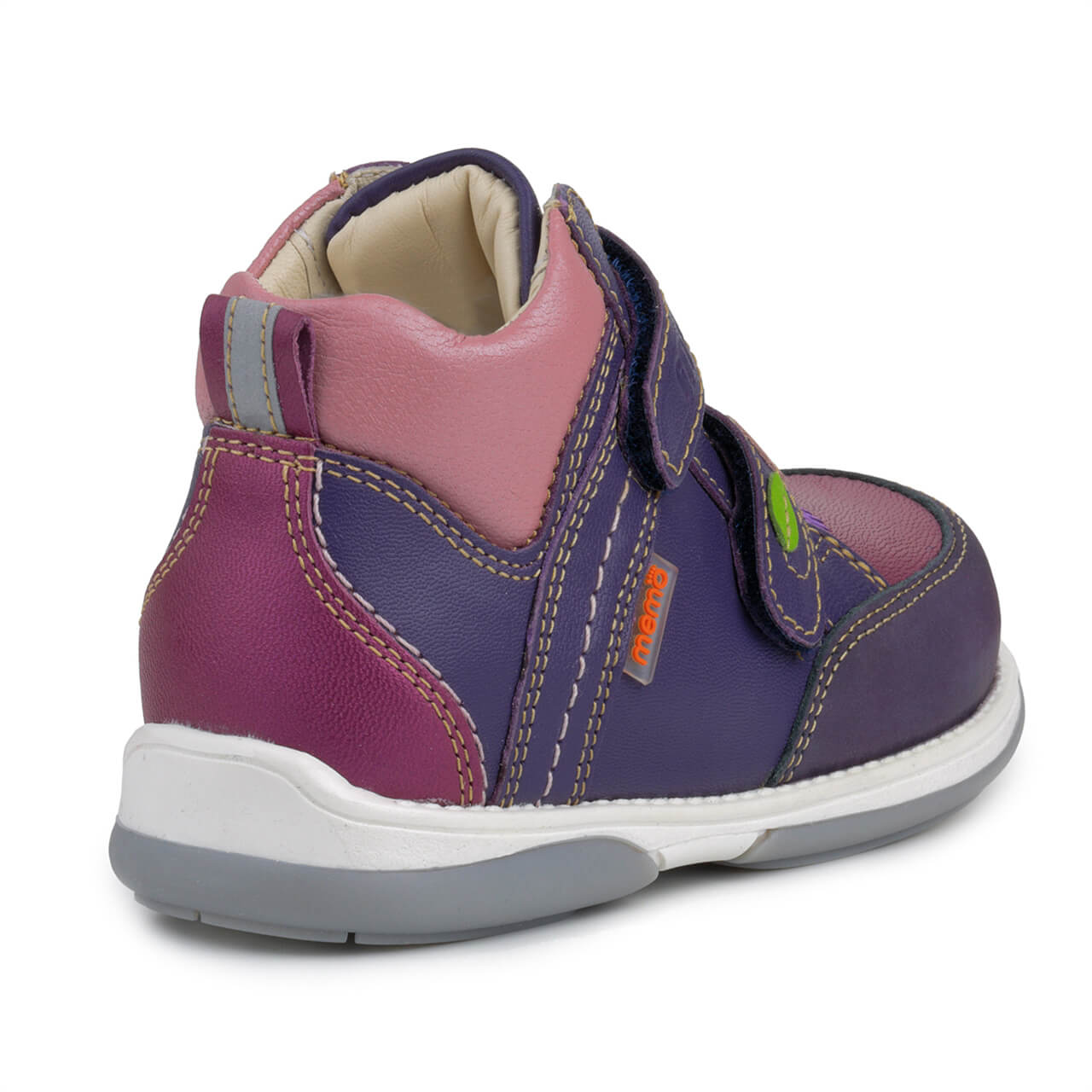 ... Memo Polo Junior 3JE Фіолетові Ортопедичні кросівки для дітей (р.22-31)  ... 1e818996aff74