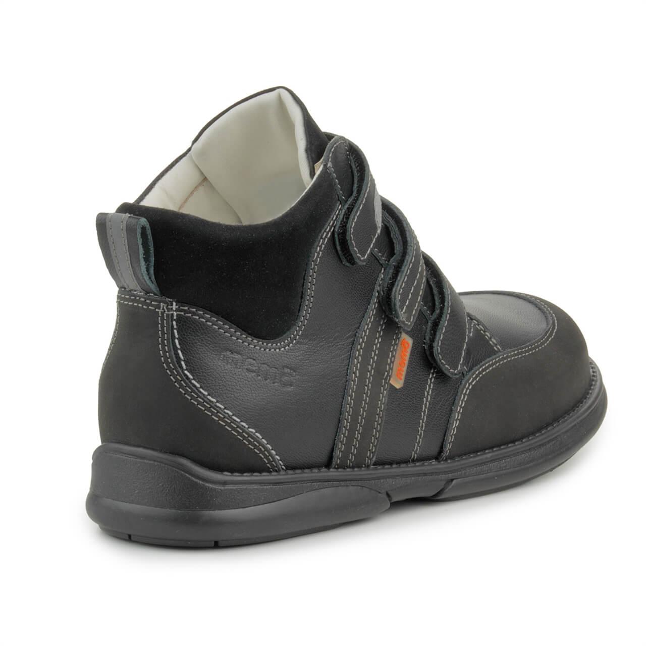 Купити Memo Polo 3LY Чорні Ортопедичні кросівки для дітей (р. 22-38) 5154b13b0dcfb