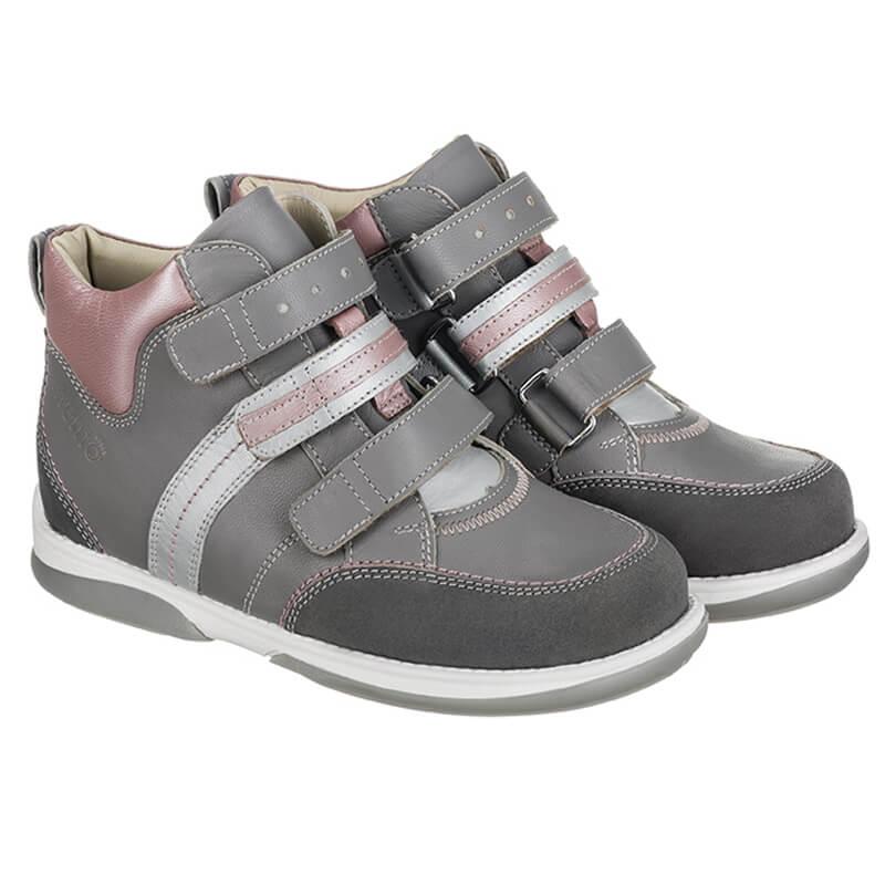 Купити Memo Polo 3JD Сірі Ортопедичні кросівки для дітей (р.30-38) 6da7f5bac8394