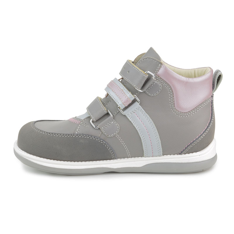 ... Memo Polo 3JD Сірі Ортопедичні кросівки для дітей (р.30-38) ... f7a66adc55b91