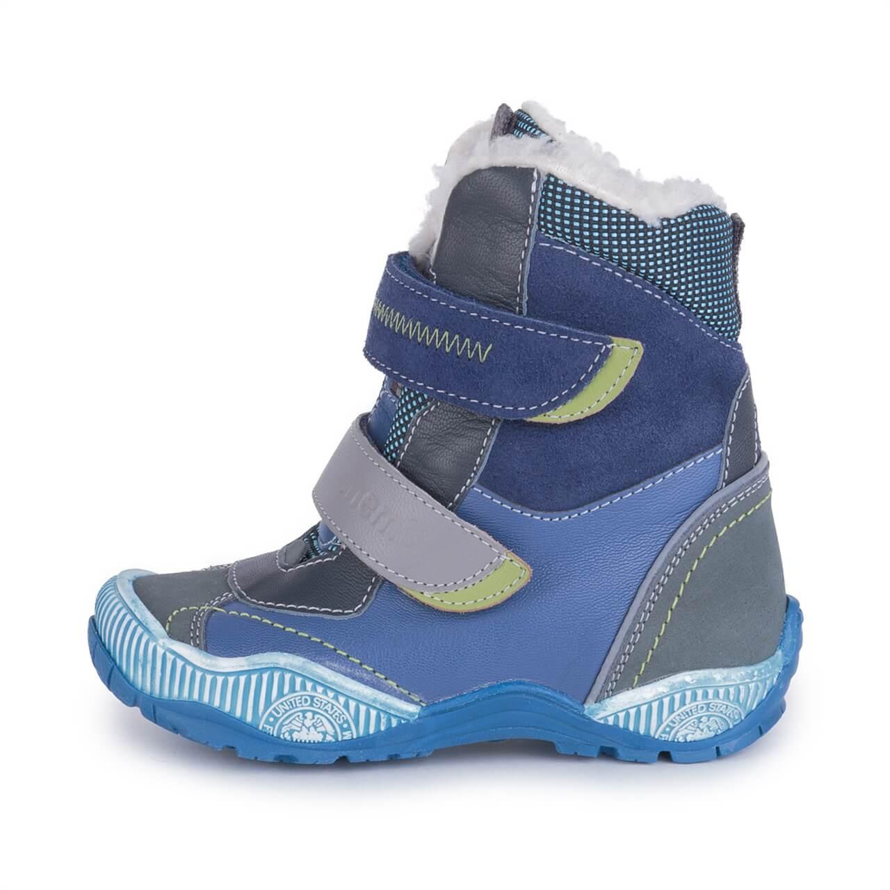 ... Memo Aspen 1DA Сині Зимові ортопедичні черевички для дітей (р.22-34) ... 0ee99046105af