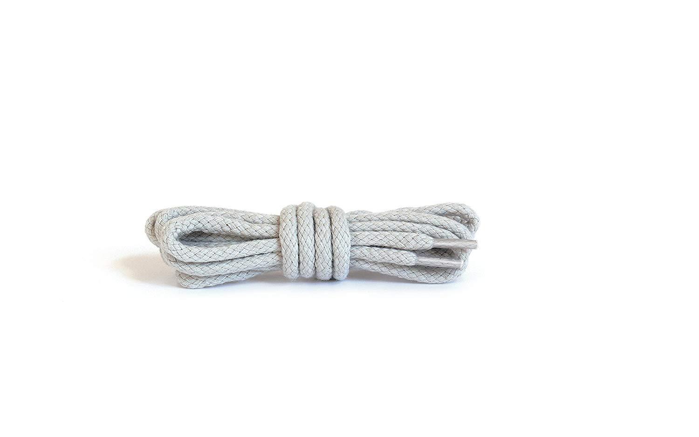 Шнурки для обуви Kaps круглые Светло Серые