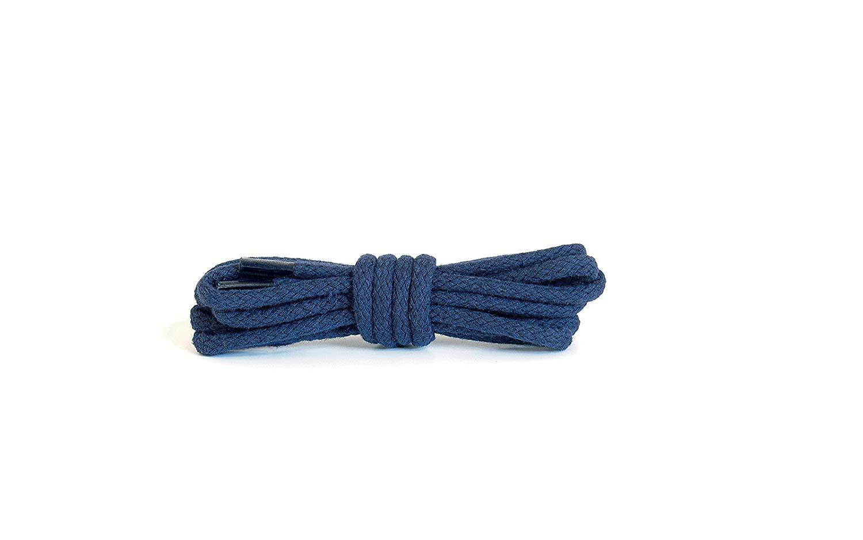 Шнурки для обуви Kaps круглые Синие