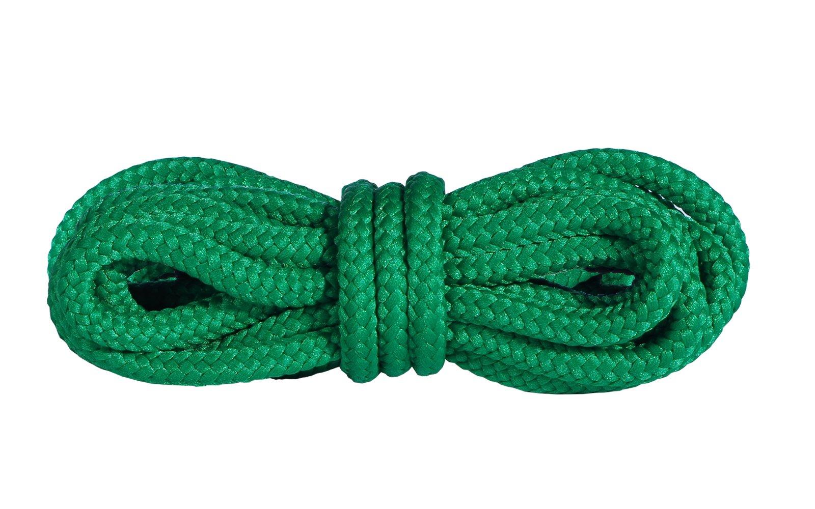 Шнурки для взуття Mountval Laces 90 см, Колір шнурків: Зелений, image