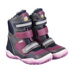 Ботинки ортопедические зимние Memo Colorado 3JB Фиолетовые р.22-34