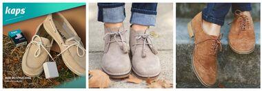 Базовий взуттєвий догляд: 4 продукти, з якими нубук і замша будуть виглядати ідеально Babyfoot