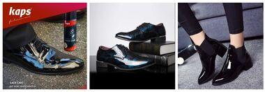 Догляд за лаковим взуттям: чистка, зберігання і засоби Babyfoot